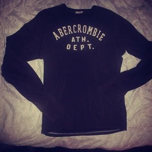 Mens Abercrombie & Fitch Size Medium Muscle Tee☺